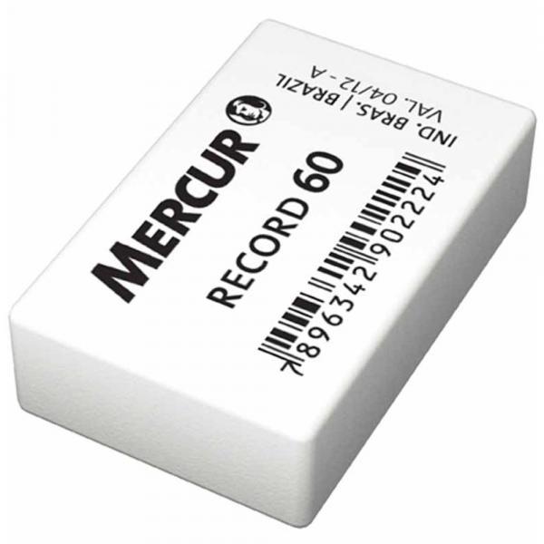 Borracha Branca N.60 Record / 60un / Mercur