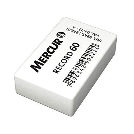Borracha Branca Record 60 - Mercur