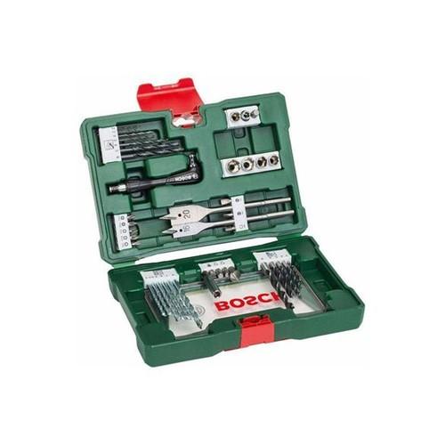 Tudo sobre 'Bosch Kit V-Line C/ 41 Pcs'