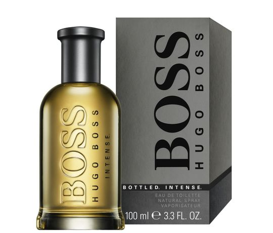 Boss Bottled Intense de Hugo Boss Eau de Toilette Masculino 50 Ml