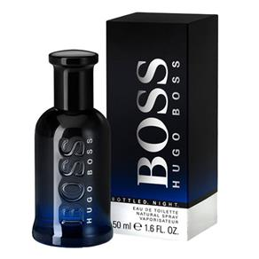 Boss Bottled Night Eau de Toilette Hugo Boss - Perfume Masculino - 30 Ml