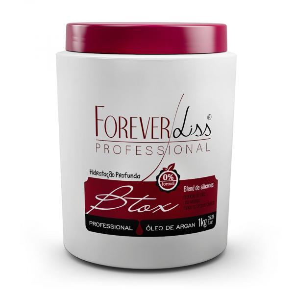 Tudo sobre 'Botox Capilar Argan Oil Forever Liss 1kg'