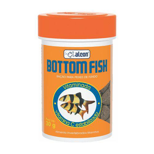 Tudo sobre 'Bottom Fish Alcon 30g'