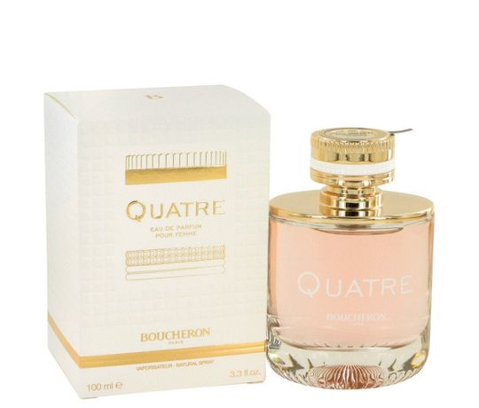 Tudo sobre 'Boucheron Quatre Eau de Parfum Feminino 100 Ml'