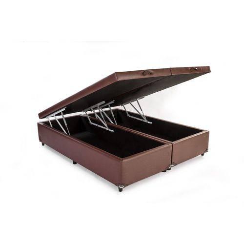Box Bau Queen Bipartido 158 X 198