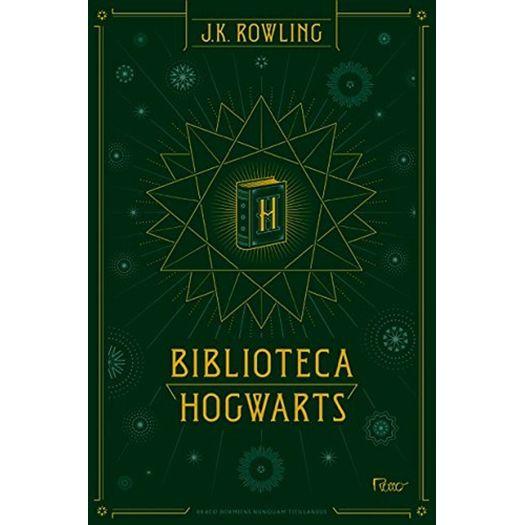 Tudo sobre 'Box Biblioteca Hogwarts - Rocco'