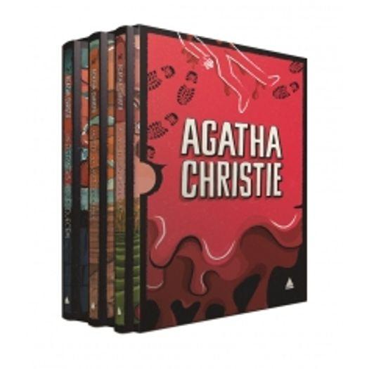 Tudo sobre 'Box 2 - Colecao Agatha Christie - 3 Vols - Nova Fronteira'