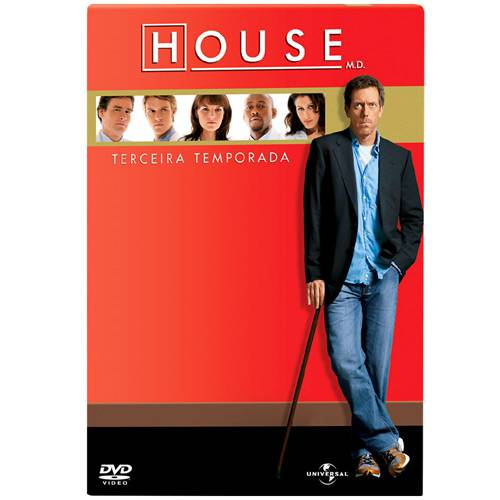 Tudo sobre 'Box House 3ª Temporada (6 DVDs)'