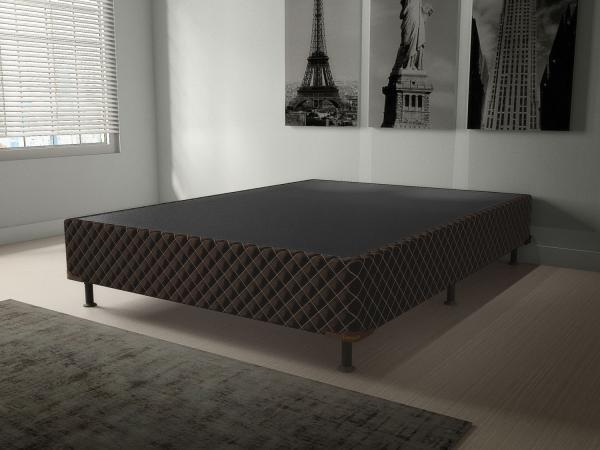 Box para Colchão Casal LightSpuma 42cm de Altura - Universal