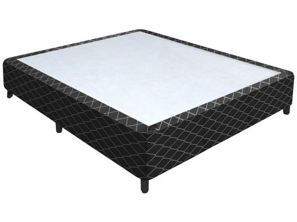 Box para Colchão Casal Plumatex 25cm de Altura - Nero