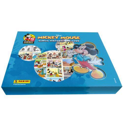 Tudo sobre 'Box Premium Álbum Mickey 90 Anos'