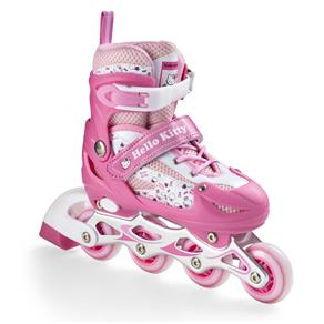 Br766_01 Br766_01 Br766_01 Patins Hello Kitty Tam G - BR766