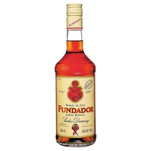Tudo sobre 'Brandy Fundador 700ml'