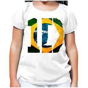 Brasil Regata 1D - P - Branco - - M - Branco