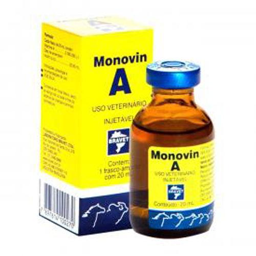 Bravet Monovin a Injetável 20ml