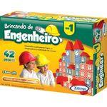 Brincando de Engenheiro 42 Peças Xalingo