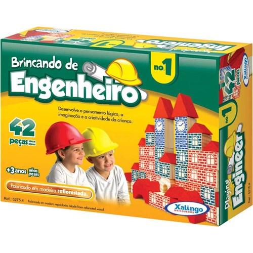 Brincando de Engenheiro I Xalingo