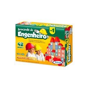 Brincando de Engenheiro Nº 1