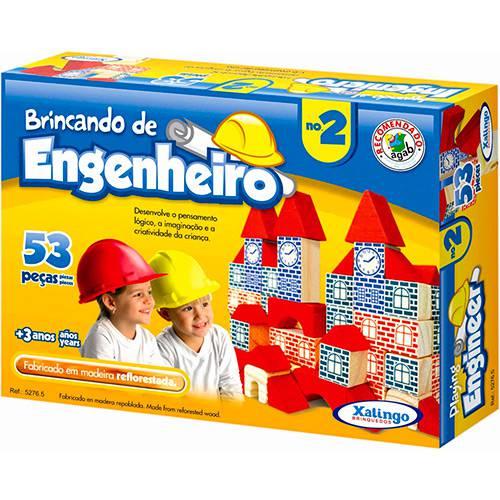 Brincando de Engenheiro 2 - Xalingo