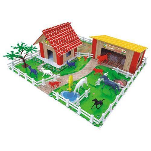 Brinquedo Fazendinha Divertida Junges Ref 725