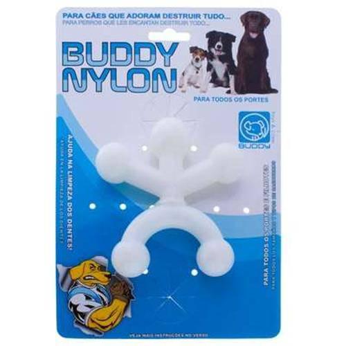 Tudo sobre 'Brinquedo Mordedor Boneco de Nylon para Cães - Buddy Toys'