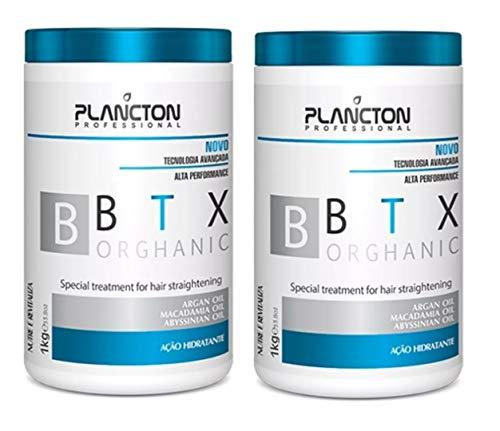 Tudo sobre 'Btx Plancton Orghanic 1kg 2 Unidades'