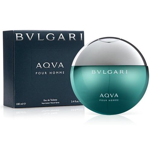 Bvlgari Aqva Pour Homme Eau de Toilette (100 ML)
