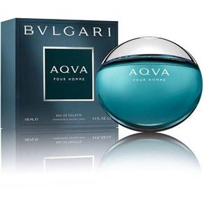 Bvlgari Aqva Pour Homme Perfume Masculino Eau de Toilette - 100 Ml