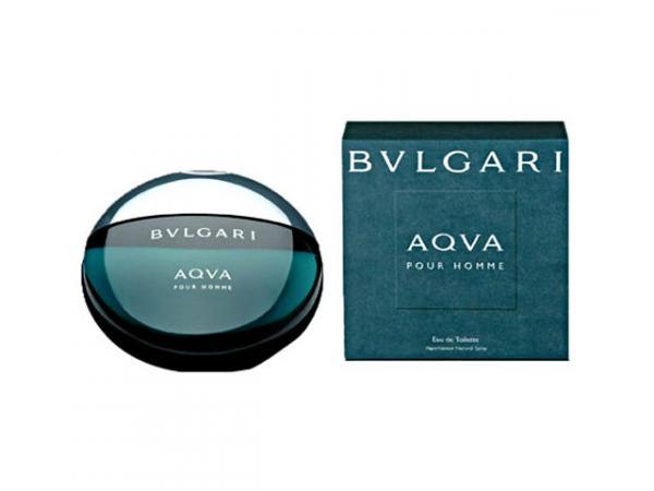Bvlgari Aqva Pour Homme - Perfume Masculino Eau de Toilette 100 Ml