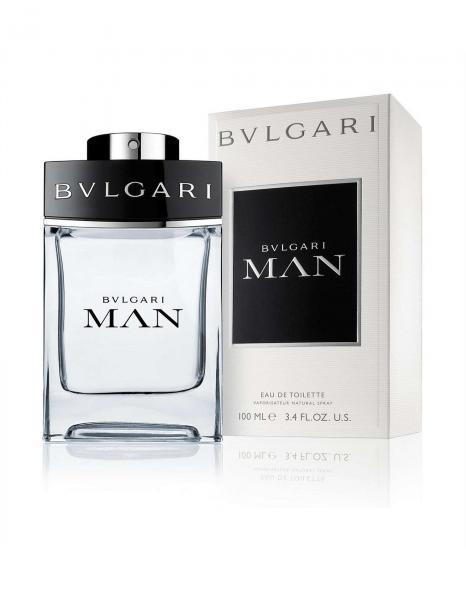 BVLGARI Man BVLGARI - Perfume Masculino - Eau de Toilette - 100ml