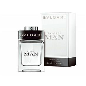 Bvlgari Man Eau de Toilette Masculino 100ml - Bvlgari