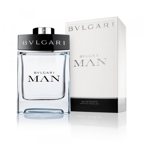 Bvlgari Man Eau de Toilette Perfume Masculino 100ml - Bvlgari