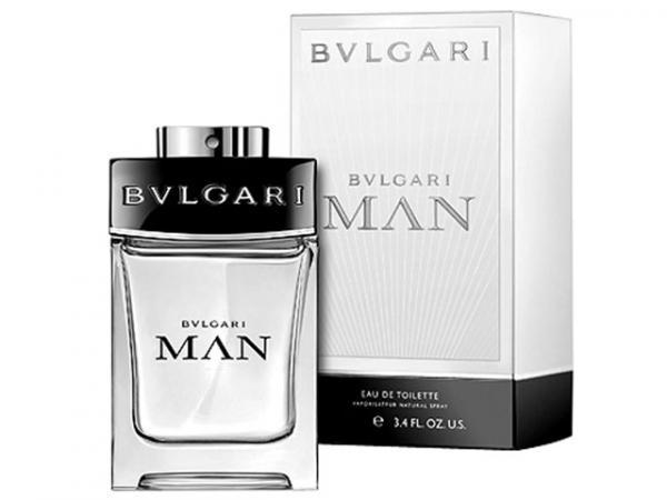 Bvlgari Man - Perfume Masculino Eau de Toilette 100 Ml