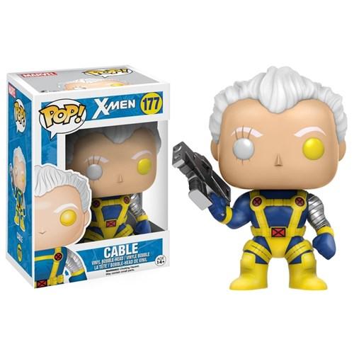Tudo sobre 'Cable - Funko Pop Marvel X-men'