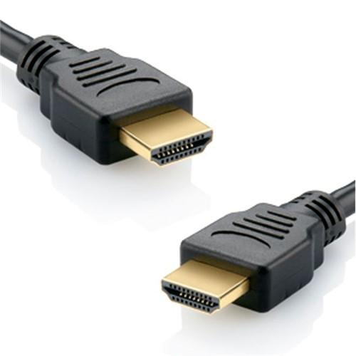 Cabo HDMI 1.4 19 PIN 5,0M Conector Banhado a Ouro WI249 - Multilaser