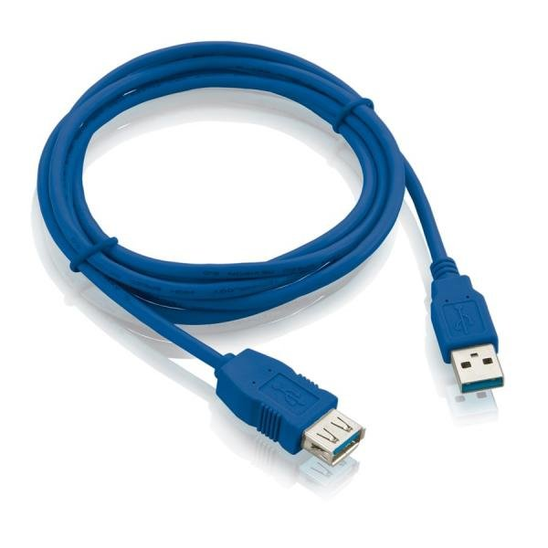 Cabo USB 3.0 Multilaser Am/Af 1.8M WI210