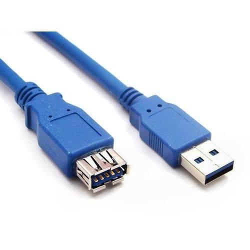 Cabo USB 2m Extensor Am/Af 3.0