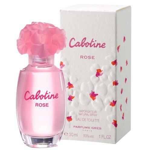 Cabotine Rose Eau de Toilette Gres - Perfume Feminino 100ml
