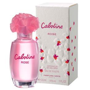 Cabotine Rose Eau de Toilette Gres - Perfume Feminino 30ml