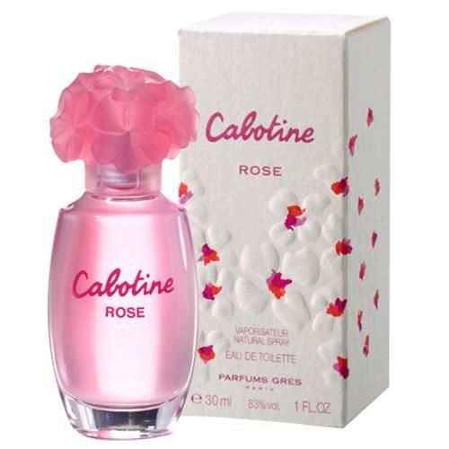 Cabotine Rose Gres - Perfume Feminino - Eau de Toilette 30Ml