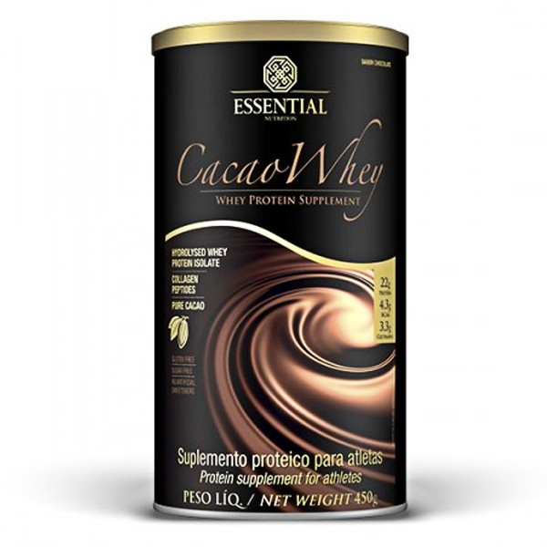 Cacao Whey 450 G - Essential Nutrition