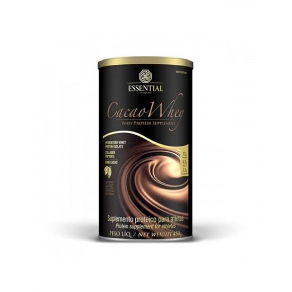 Cacao Whey 450gr - Essential Nutrition