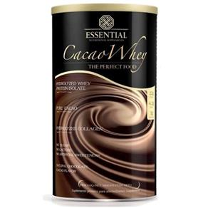 Cacao Whey - 900G - Essential Nutrition