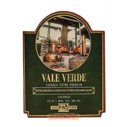 Cachaça Vale Verde 160ml