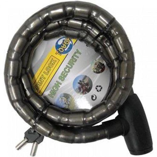 Cadeado Espiral 1.5 Mt Chave 22mm