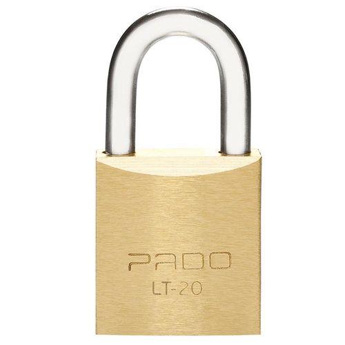 Cadeado Latão E-20 - 7891065000141 - Pado