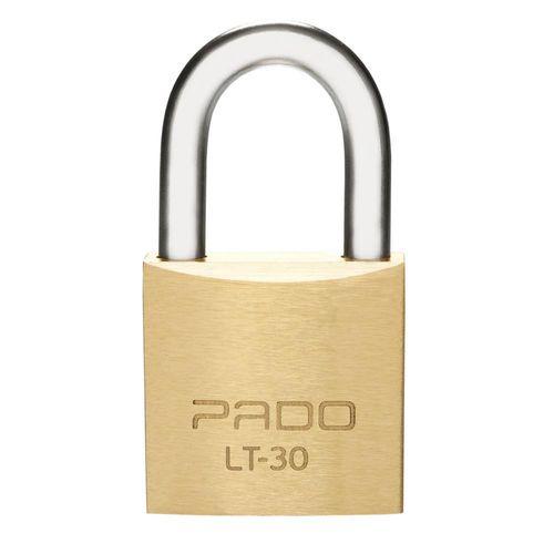 Cadeado Latão E-30 - 7891065000165 - Pado