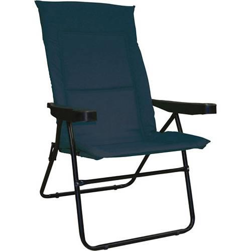 Tudo sobre 'Cadeira Alfa 4 Posições Azul'