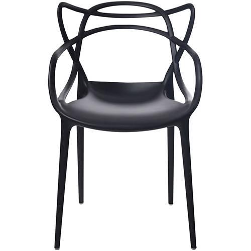 Tudo sobre 'Cadeira Allegra Preta - Rivatti'