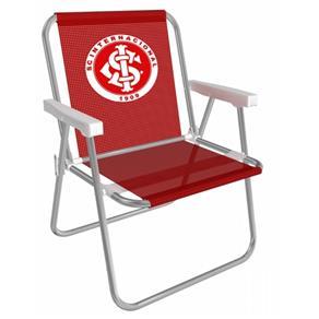 Cadeira Alta Alumínio Inter Mor